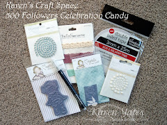 Candy bij Karens Craft Space