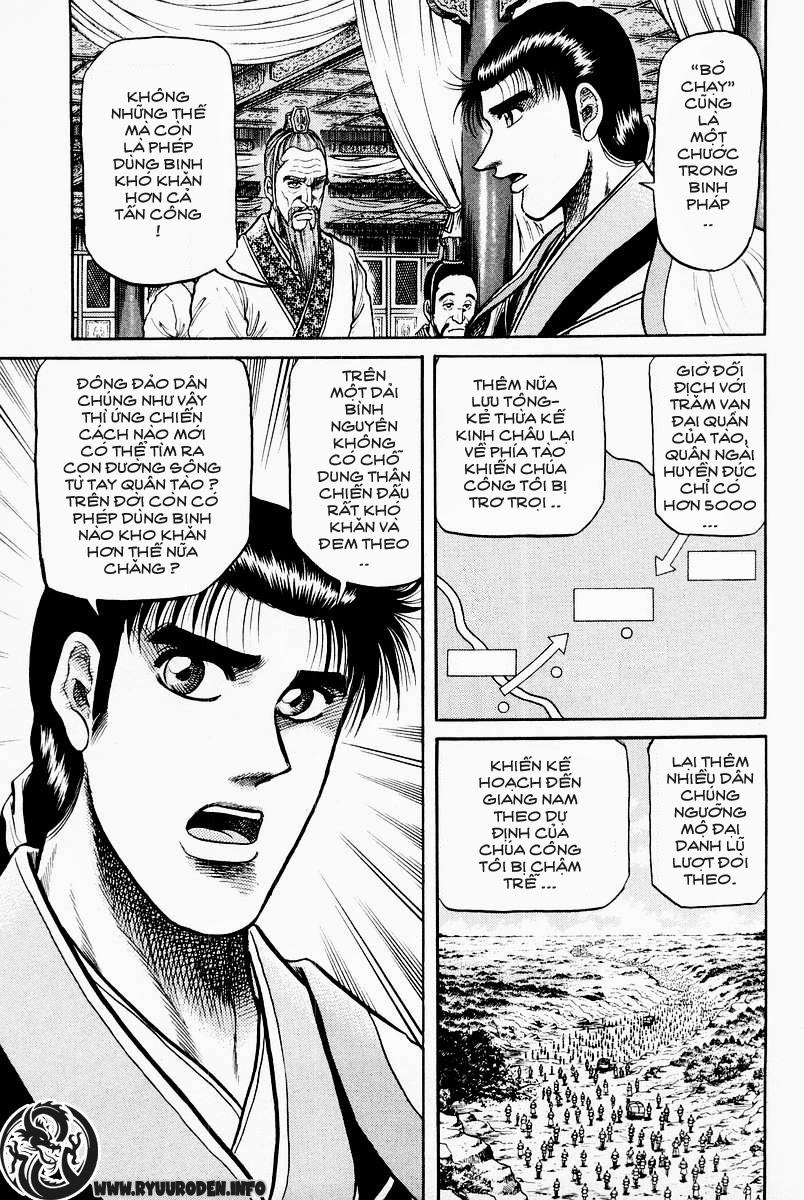 Chú Bé Rồng - Ryuuroden chap 31 - Trang 5