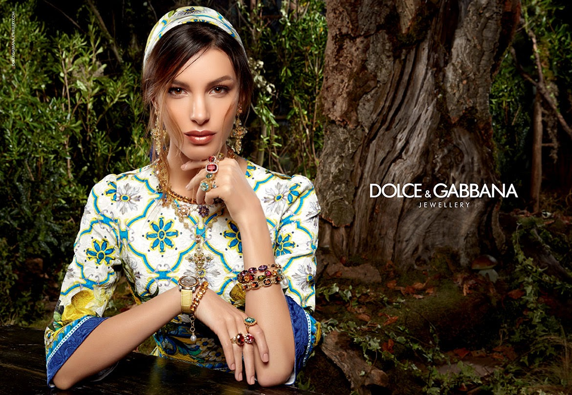 Kate-King-Dolce-And-Gabbana-Jewe;ry-Spring-Summer-2014-Campaign