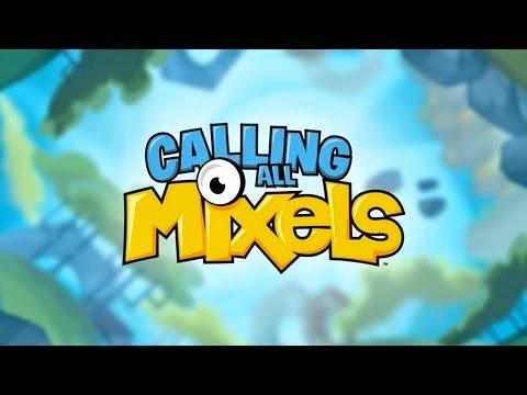 Calling All Mixels V1.1.1 APK + DATA