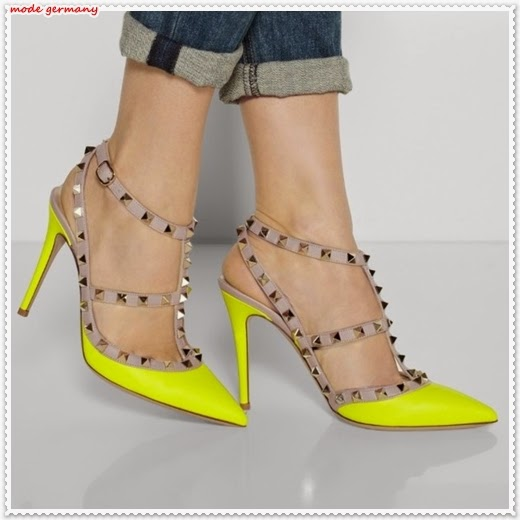 Schuhmodelle 2014 von Valentino
