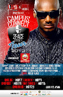 2Face &amp; Friends Tour