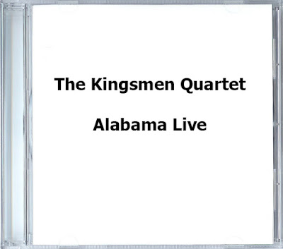 The Kingsmen Quartet-Alabama Live-