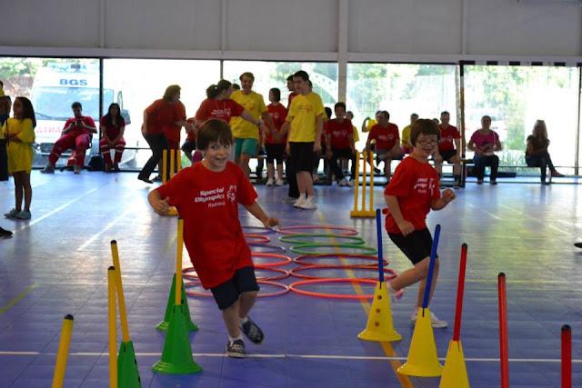 Sustine sportivii Special Olympics Romania la Jocurile Mondiale de Vara de la Los Angeles. Traseu
