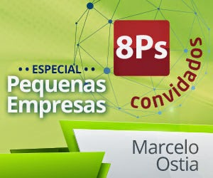8 Ps pequenas empresas