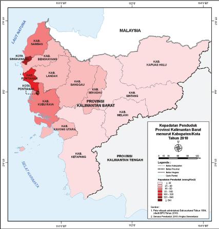 Info Kalbar Provinsi Kalimantan Barat
