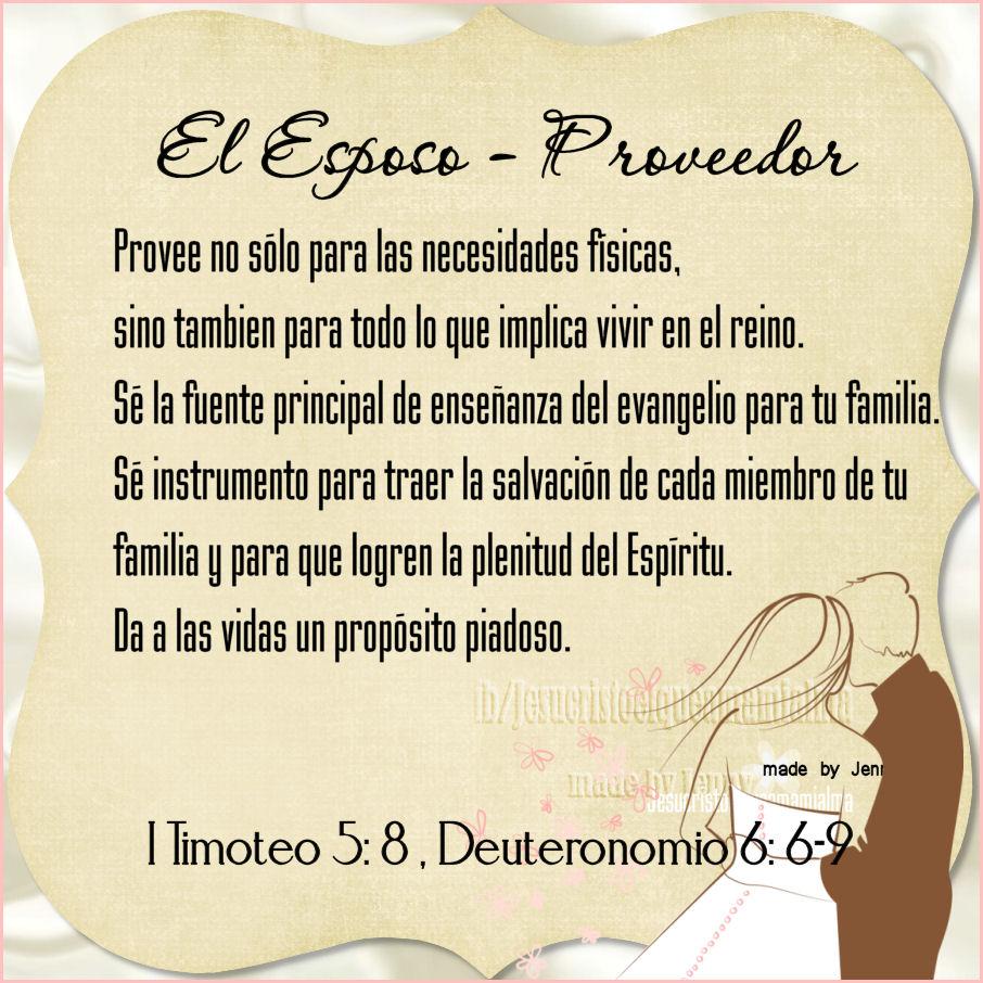 Jesus Matrimonio Biblia : Jesucristo el que ama mi alma principios biblicos