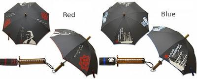 barang unik jepang payung