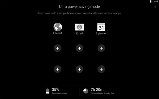 Máy tính bảng Samsung Galaxy Tab S sẽ trang bị cảm biến vân tay