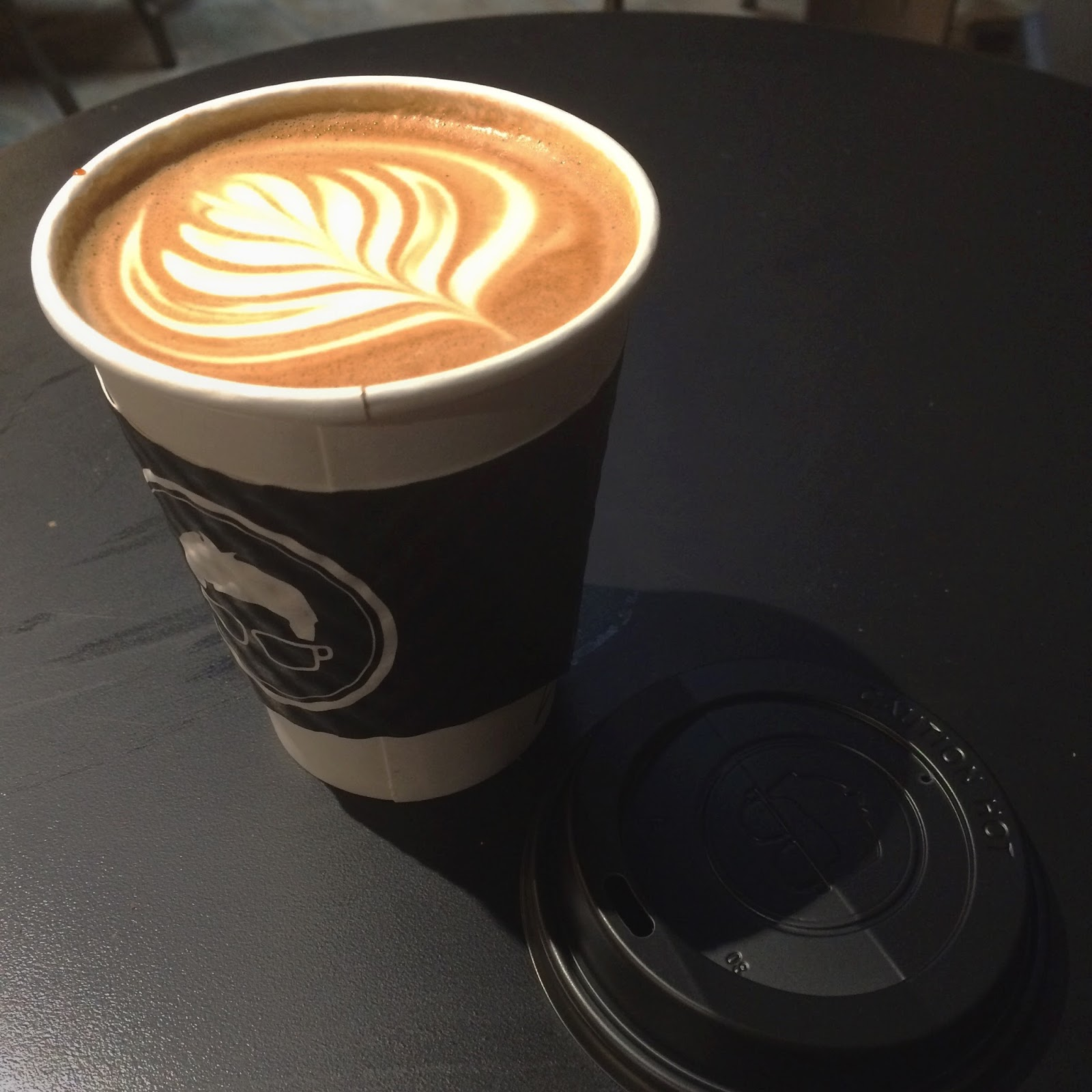 gregory's latte