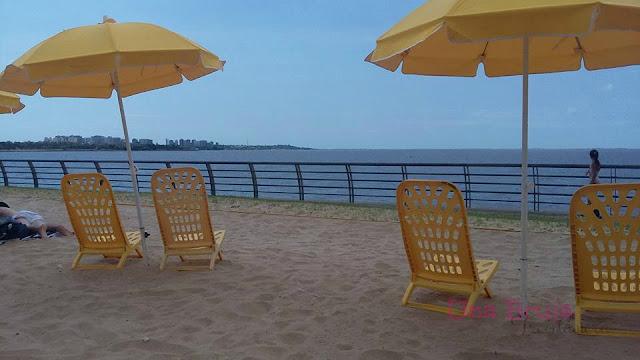 vacaciones playa ciudad