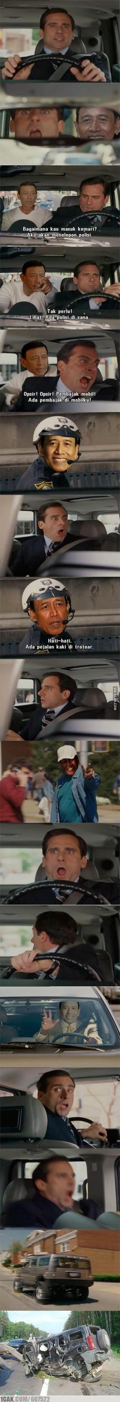 Meme Lucu Wiranto Menyamar 9