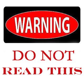 Read Below Sign