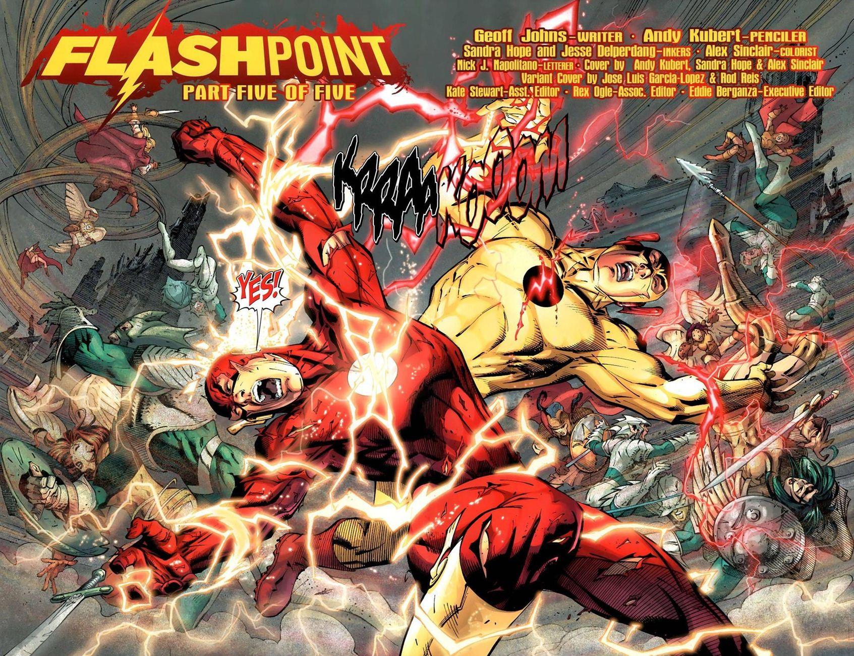 TruyenHay.Com - Ảnh 8 - FlashPoint Chap 5