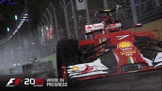 F1 2015 Full Version PC Game