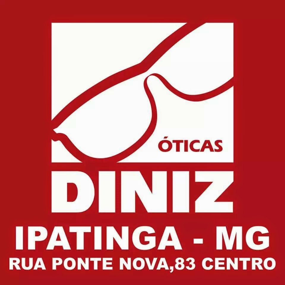 Óticas Diniz-Ipatinga-MG