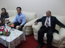 Sidang Akhbar Persidangan Tri Tahunan ANULAE Semenanjung Malaysia Kuala Trengganu 24/12/2011