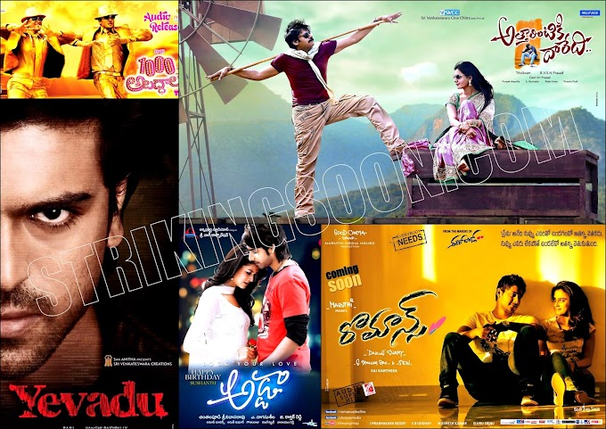 Tollywood facing worst crisis.