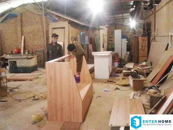 Xưởng sản xuất đồ gỗ nội thất enterhome ảnh 14