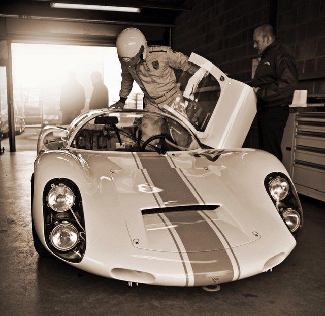 1967 Porsche Carrera 910 Spyder Coupe Sportscar | Exotic car · 1967 Porsche Carrera 910 Spyder Coupe