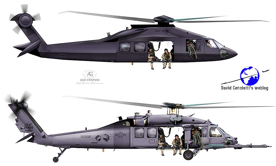 BIN LADEN RAID STEALTH HELICOPTER - SLEEK CONCEPT REVEALED ~ Megamag 2