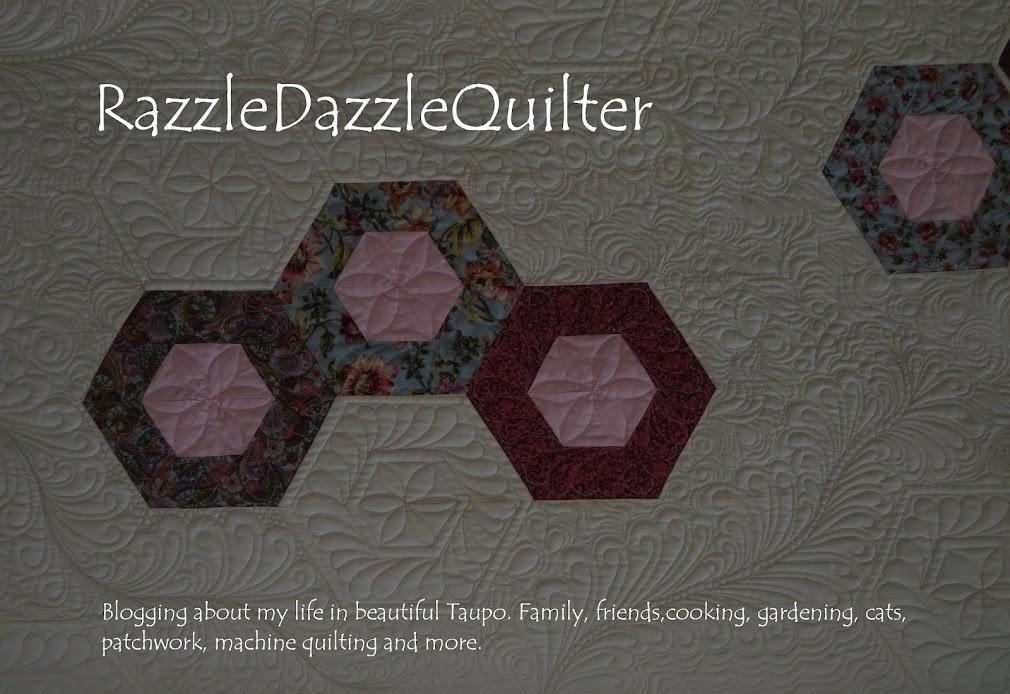 Razzle Dazzle Quilter