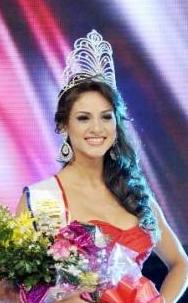 miss mundo world paraguay 2011 winner nicole elizabeth huber vera