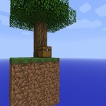 SkyBlock 1 1 0 150x150 SkyBlock 1.5.1 Survival Map Minecraft 1.5.1/1.4.7