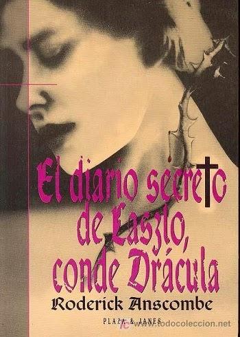 El diario secreto de Laszlo Conde Drácula
