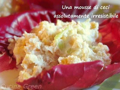 antipasto ceci vegetariano