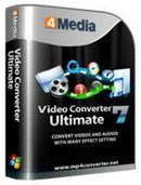 4Media Video Converter Ultimate 7.7.2.20130122 Full Patch