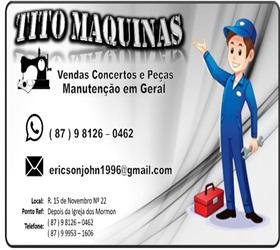 TITO MAQUINAS