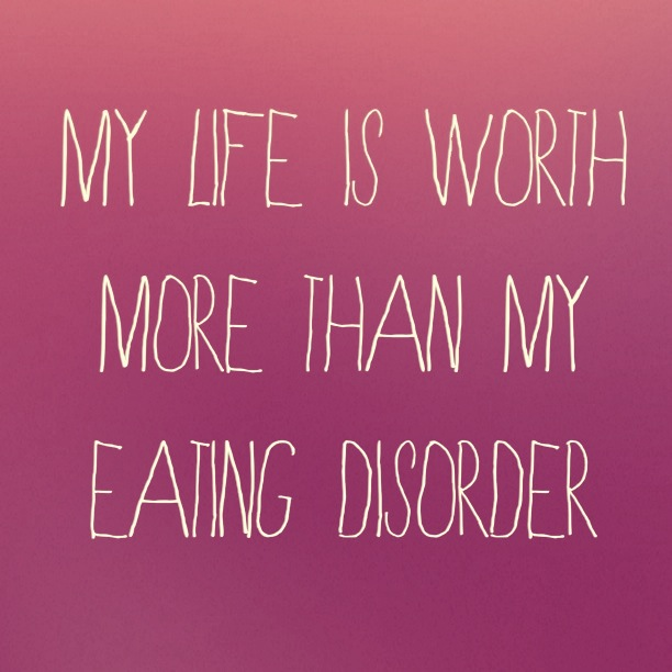Eating Disorder Recovery Tattoo With Quote Eatingdisorder: Progression Obsession: Phases Of Eating Disorder Recovery