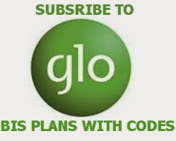 How to subscribe for Glo BIS with codes