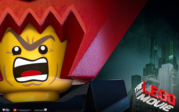 The Lego Movie Lord Business 6i
