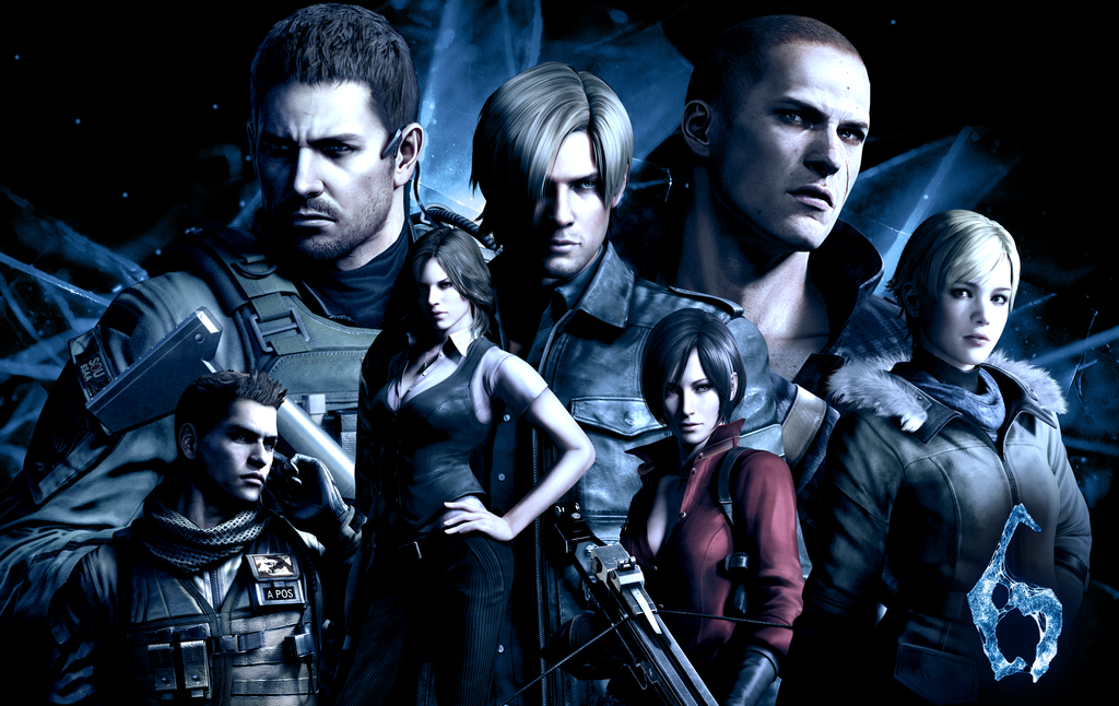 Resident Evil 6 XBOX 360 e PS3 DUPLEX