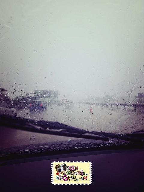 Akhirnya.. hujan...