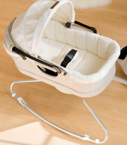 Bassinet And Cradle5
