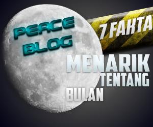 7 Fakta menarik tentang bulan