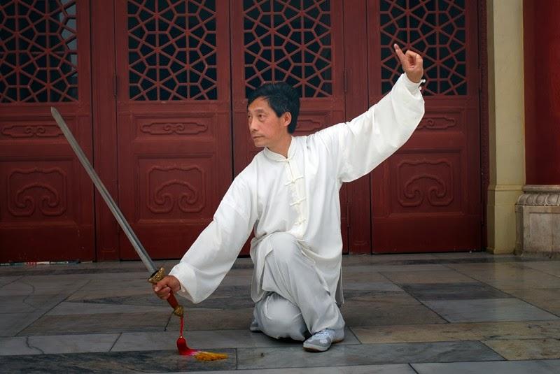 Tai Chi Quan sword
