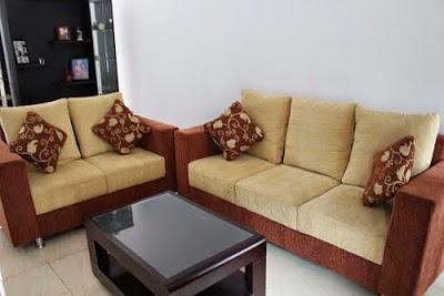 model kursi sofa minimalis untuk ruang tamu info harga