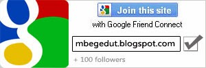 Google Friend Connect Mbegedut