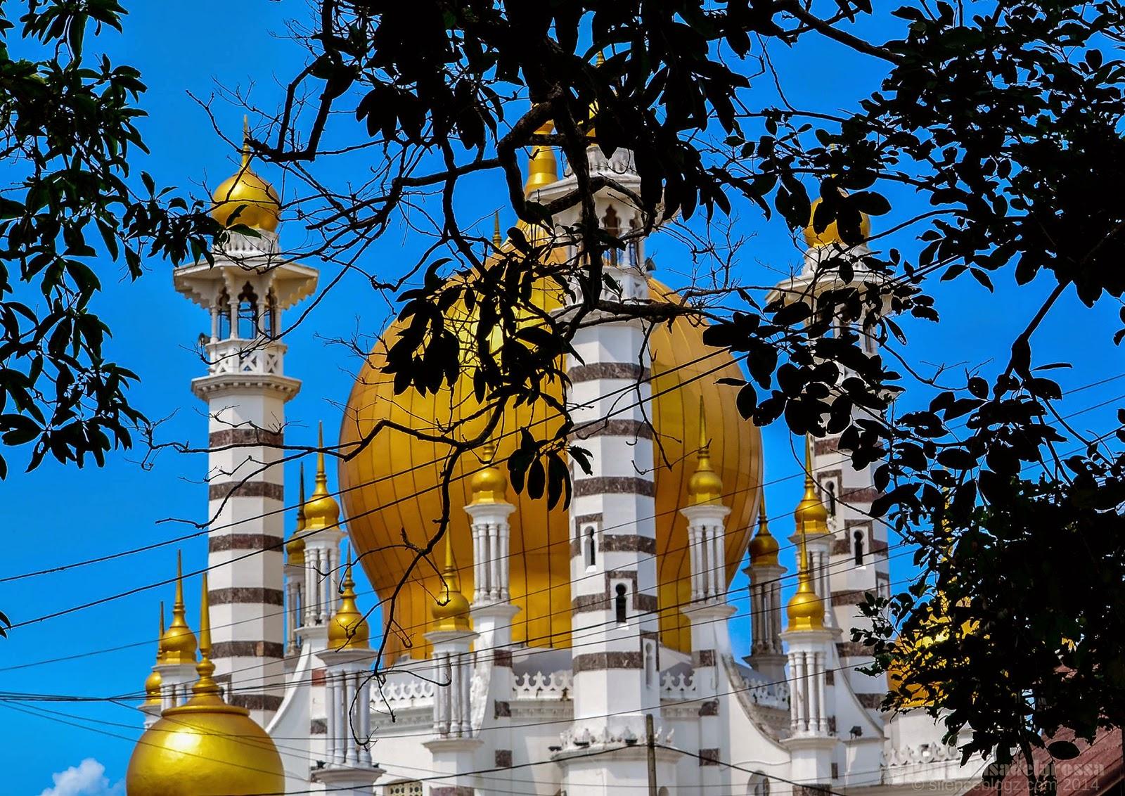 Gambar Masjid Ubudiah Terindah Malaysia