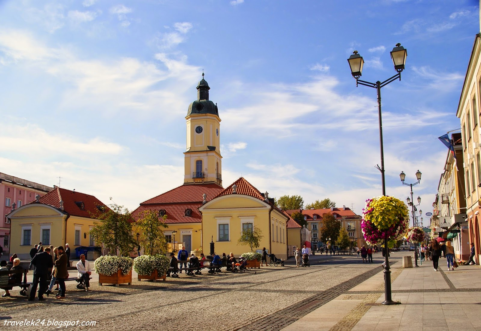 Białystok Ratusz