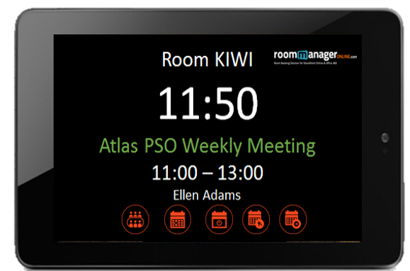 Office 365 Conference Room Booking With Roommanager Com Office 365