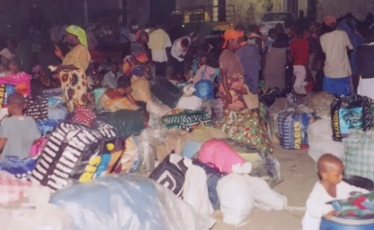 nigerian refugees in cameroon
