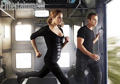 Divergent Starring Shailene Woodley