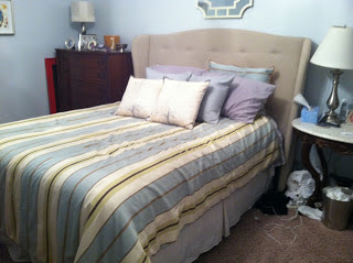 Before: Master Bedroom Makeover