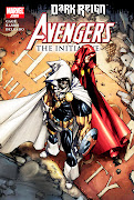 AvengersThe Initiative : Disassembled Cover (avengers the initiative disassembled)