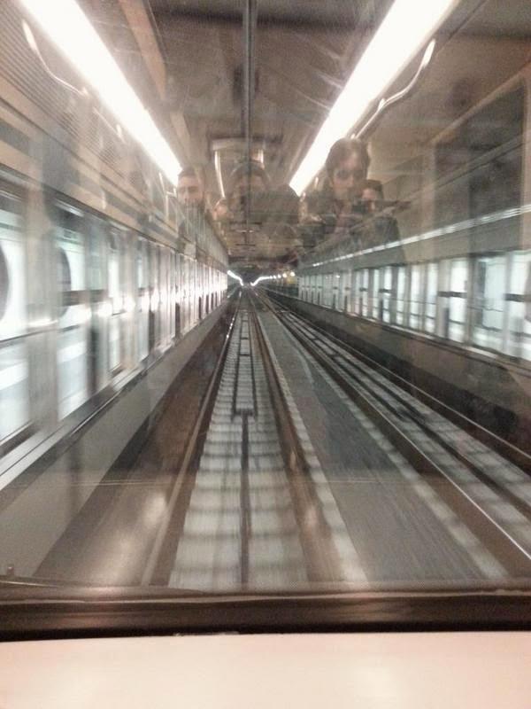 Metro C - Torre Angela